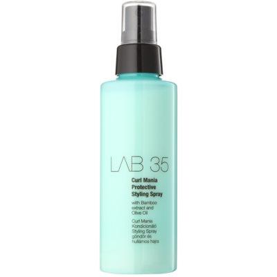styling Spray für welliges Haar
