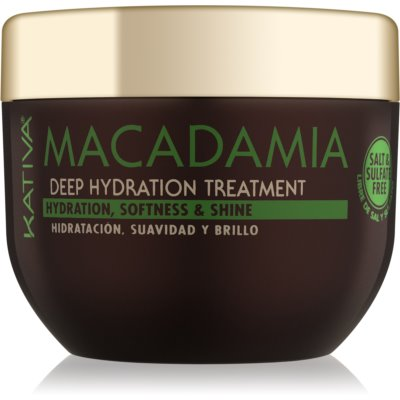 Regenerating And Moisturizing Mask for All Hair Types