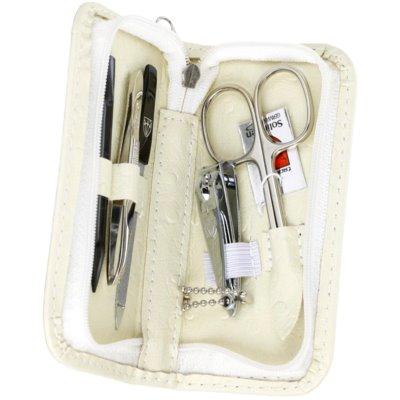 kit para manicure perfeita avestruz