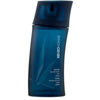 eau de toilette teszter férfiaknak 100 ml