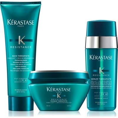 Kérastase Résistance Thérapiste kosmetická sada (pro poškozené vlasy)