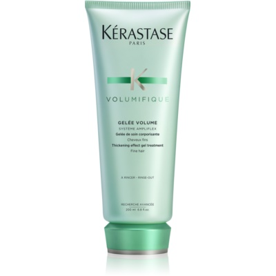Gel Conditioner For Fine Hair And Hair Without Volume