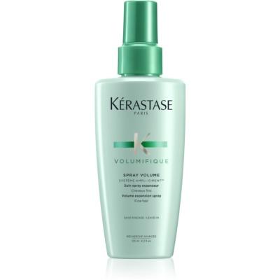 Kérastase Volumifique Spray Volume finale Pflege zur Vergrößerung und Betonung des Haarvolumens