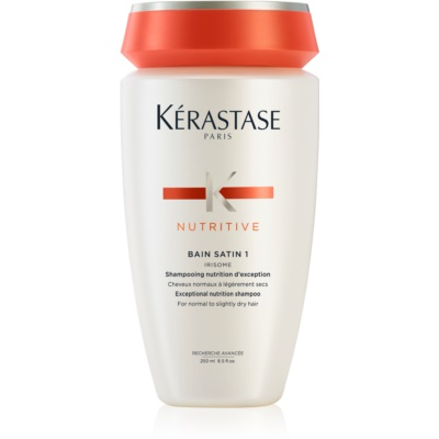 Kérastase Nutritive Bain Satin 1 kapiel szamponowa dająca blask i chroniąca koloru do włosów normalnych