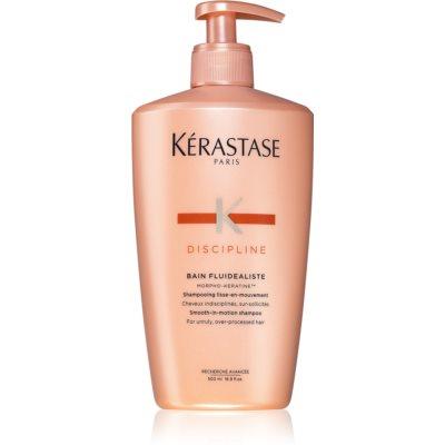 Kérastase Discipline Bain Fluidealiste šampon za glajenje las za neobvladljive lase