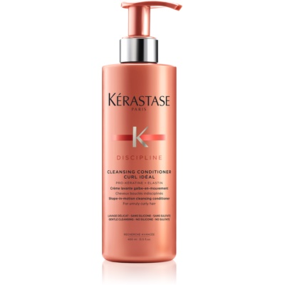 Kérastase Discipline Curl Idéal regenerator za čišćenje za neposlušnu i kovrčavu kosu