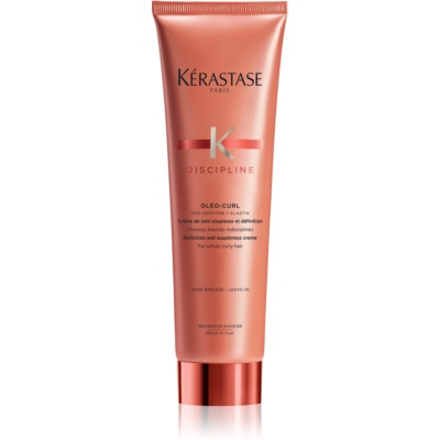 Gladmakende Crème voor Krullend en Onhandelbaar Haar