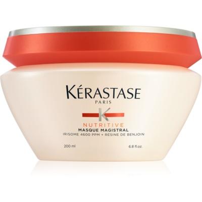 máscara nutritiva intensiva para cabelo extremamente seco e sensível
