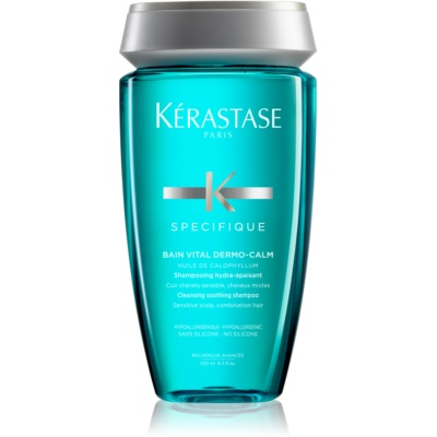 Kérastase Specifique Bain Vital Dermo-Calm Soothing Shampoo For Sensitive Scalp
