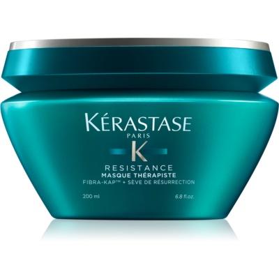 Kérastase Resistance Thérapiste regenererende sheet mask voor Sterk Beschadigd Haar