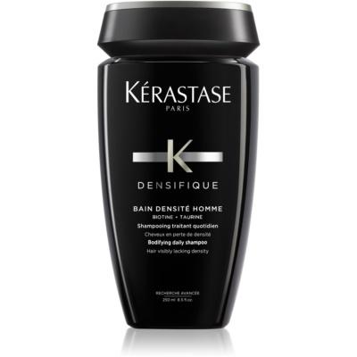Kérastase Densifique Bain Densité Homme champô refrescante e fortificante para homens