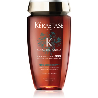 Kérastase Aura Botanica Bain Micellaire Riche Aromatic Shampoo for Dull and Very Dry Hair