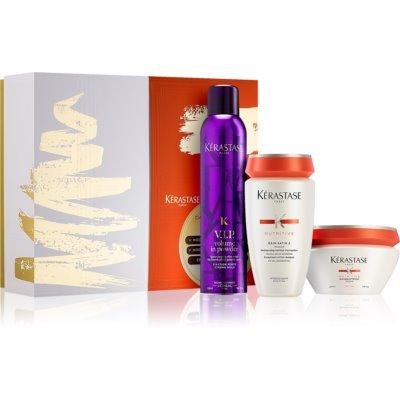 Kérastase Nutritive Bain Satin 2 zestaw kosmetyków III.