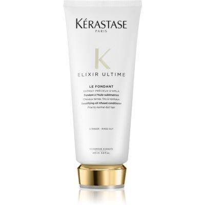 Kérastase Elixir Ultime разкрасяващ балсам-масло  за нормална към чувствителна коса