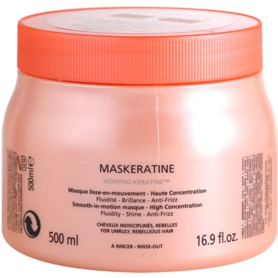 Smoothing Mask For Unruly Hair