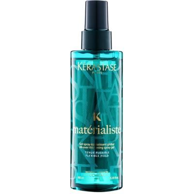 sprej ve formě gelu zvyšující objem vlasového vlákna