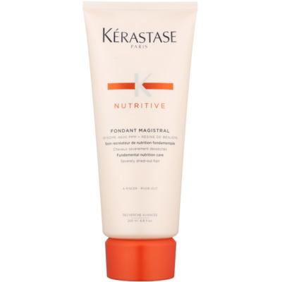 подхранваща лека грижа за нормална към изключително суха и чувствителна коса