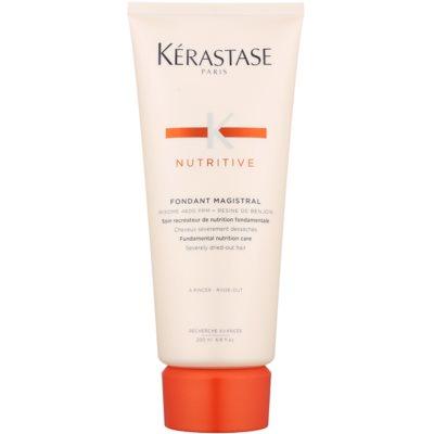 nährende leichte Pflege  für normales bis extrem trockenes und empfindliches Haar