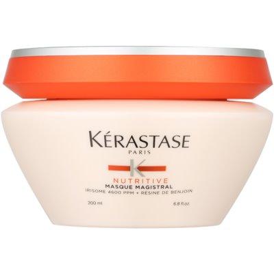 интензивна подхранваща маска за нормална към изключително суха и чувствителна коса