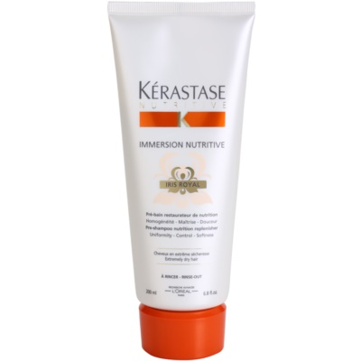 Pre-Shampoo Nourishing Treatment For Extremely Dry Hair