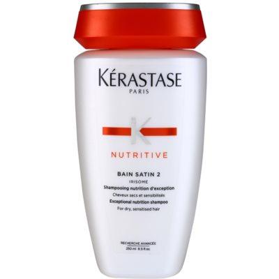 Nährende Shampoo-Kur für normales bis starkes, mitteltrockenes Haar