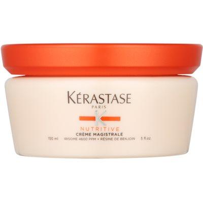 подхранващ крем за нормална към много суха и чувствителна коса