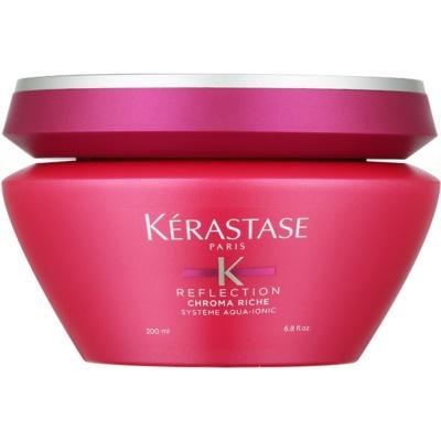 péče pro hebkost a lesk melírovaných nebo zcitlivělých barvených vlasů