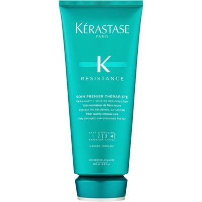 Erneuernde Intensivpflege für stark geschädigtes Haar