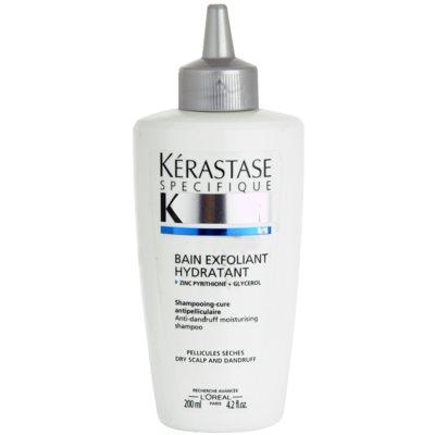 hydratační šampon proti lupům