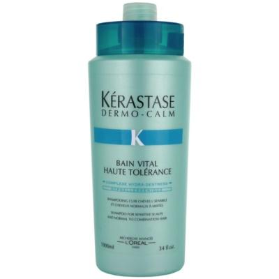 Shampoo-Kur für empfindliche Kopfhaut für normales bis fettiges Haar