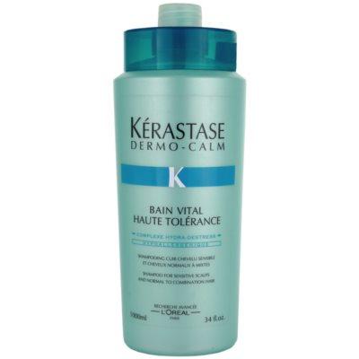 champô para couro cabeludo sensível para cabelo normal a oleoso