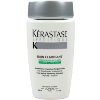 šampon za hitro mastne lase