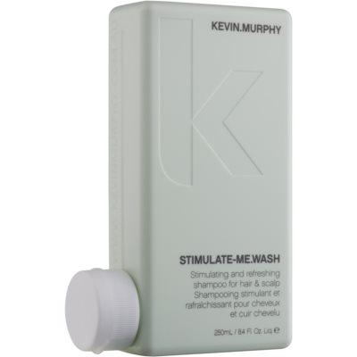 Kevin Murphy Stimulate-Me Wash стимулюючий та освіжаючий шампунь для волосся та шкіри голови