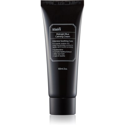 Klairs Midnight Blue Soothing After Sun Cream For Sensitive And Reddened Skin