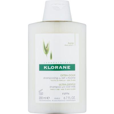 šampon pro časté mytí vlasů