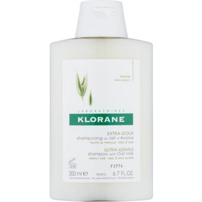Klorane Oat Milk šampon za često pranje kose