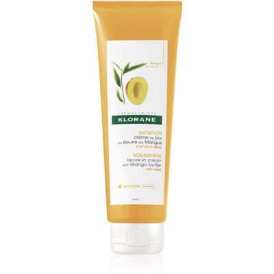 Klorane Mango Leave-in Cream Nutrition And Hydration