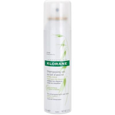 suchy szampon do wszystkich rodzajów włosów
