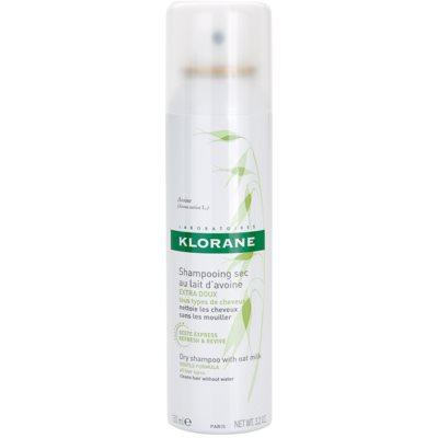 Klorane Avoine suhi šampon za vse tipe las