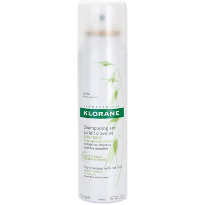 Klorane Avoine Dry Shampoo For All Types Of Hair