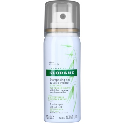 Klorane Oat Milk Dry Shampoo for All Hair Types