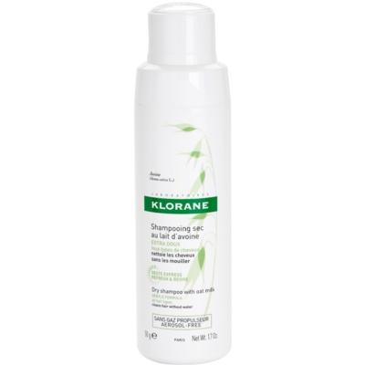 Klorane Oat Milk Dry Shampoo Without Aerosol