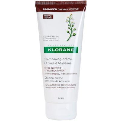 obnovující šampon pro vlnité vlasy