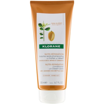 Klorane Dattier Conditioner For Brittle And Stressed Hair