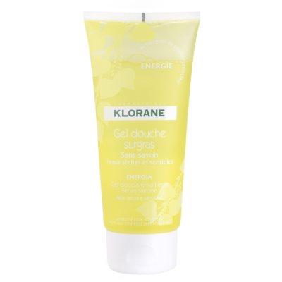 Klorane Hygiene et Soins du Corps Energie Shower Gel