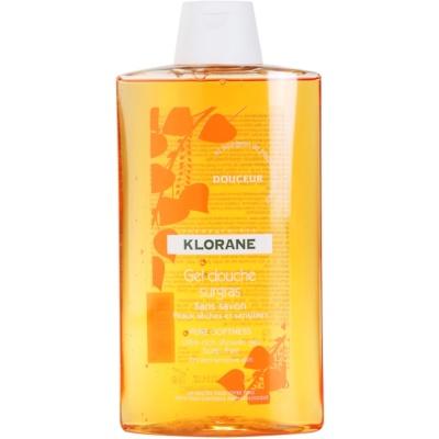 Klorane Hygiene et Soins du Corps Douceur gel de douche