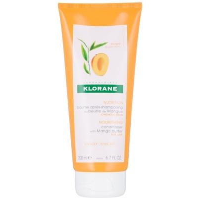 après-shampoing nourrissant pour cheveux secs