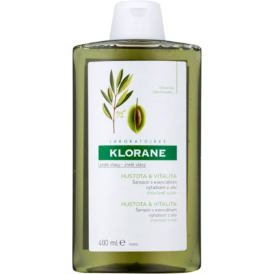 Klorane Olive Extract Shampoo with Essential Olive Extract