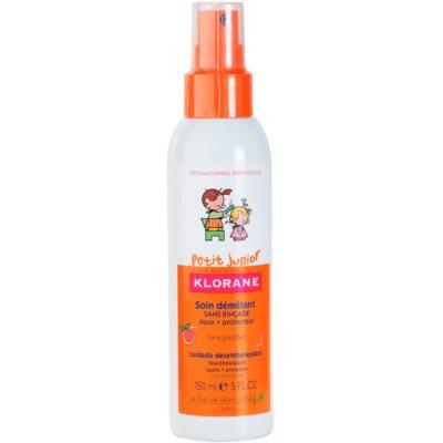 Klorane Petit Junior spray pentru par usor de pieptanat