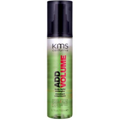 objemový sprej pro snadné rozčesání vlasů